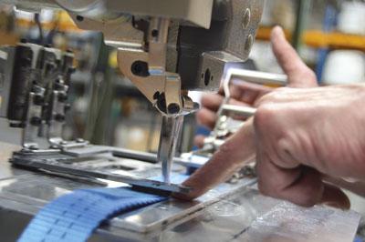 couture sangles textiles arrimage atelier godet