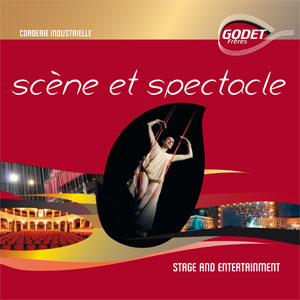 catalogue scène et spectacle Godet