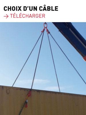 chaîne câble levage