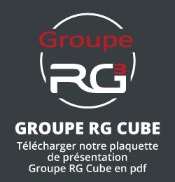 plaquette RG Cube
