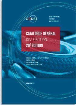 Catalogue Distribution Godet 2021