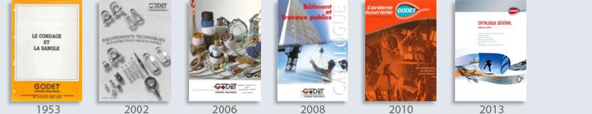 catalogues Godet